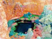 Circular Pool, Karijini NP