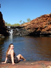 BBell Gorge, Gibb River Road